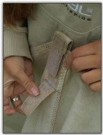 Photo 45, Ensure the pockets are sealed securely