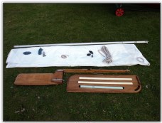 Photo 3, Parts ready for rigging